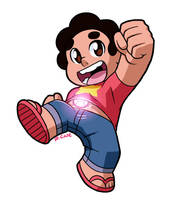 Steven Universe by rongs1234