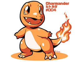 Charmander by rongs1234