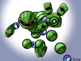 Vectorman 2d version by rongs1234
