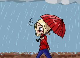 canada's rainy day by felicidoitsu