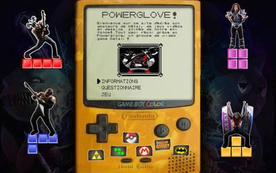 Site Powerglove by Amaryliz