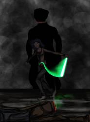 Jedi by Amaryliz