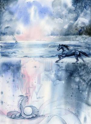 Sea fantasy by VeronikaFrizz