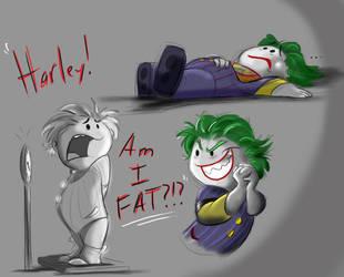 Am I Fat? by Mitch-el