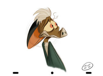 Batty Koda by Mitch-el