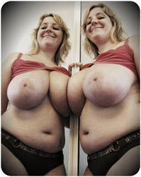Huge boobs enhance the figure by hugegorgeousboobs