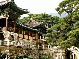 Temple. by kurimbbang