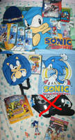 SALE - Sonic Wisps Keychain by SEGAMew