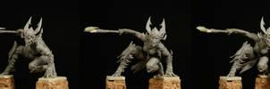 Shadow Caste Dragyri Gatherer by The-Small
