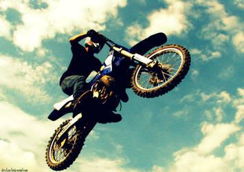 Flying High by distortedcreation