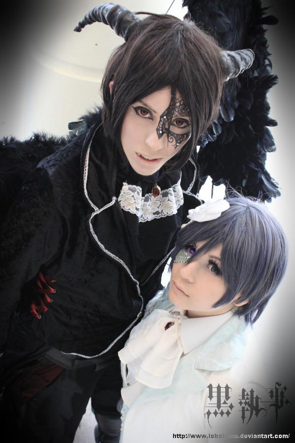 Kuroshitsuji - Master and Demon by LobaLemu