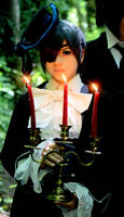 Kuroshitsuji - Candles by LobaLemu