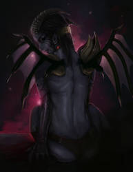 Queen Of Pain by BanksHimself
