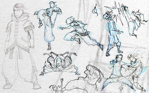 Sketchdump 4-13 by Tongman