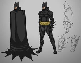 Batman by Tongman