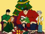 Christmas 2012 JCA : Hinata's First Christmas by TheLastUnicorn1985