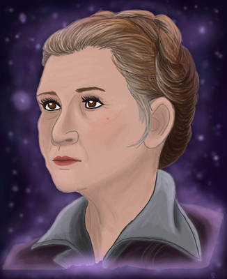 SW:FA: My Princess My General by TheLastUnicorn1985