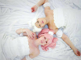 Enchanted Princess's by UsagiHikaru