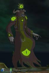 Inquisitor Vorawsoul by WavornSnowber