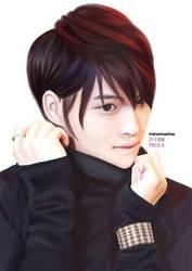 jaejoong III by w-miras