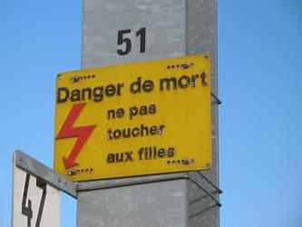 danger de mort by peterburk