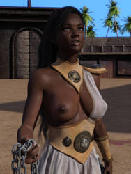 Slave Empire: Introducing Amani 01-05 by Snapshotz3D