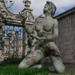 Medusa's Garden 01-18 by Snapshotz3D
