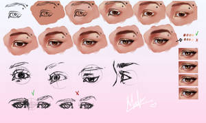- Eyes step by step by MarcelaFreire