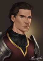 Commission: Benjamin by MarcelaFreire