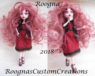 Sidiae A by Roogna