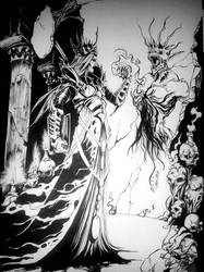 necromancer (2013) by Yblaidd