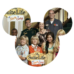 The Suite Life of Zack and Cody Mickey Mouse Head by Edgestudent21