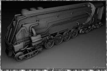 The Streamliner .untextured by Freelancer89