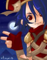 Character RO by MerinoArt