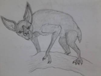 goblin tarsier by Dragonthunders