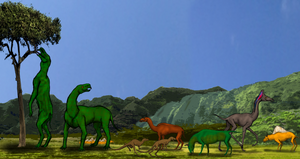 Holocene park by Dragonthunders