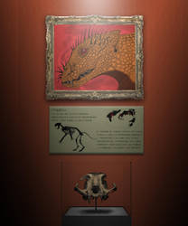 Holocene Park: The Feline Exhibition by Dragonthunders