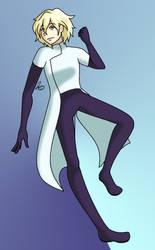 [Secret Ranger] Fai D. Flowright by JessTalksAlot