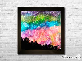Special Galaxy by brunaashby