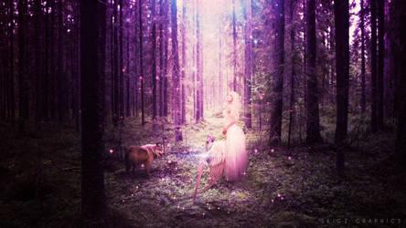 Fairy's Lost Wings (+ Speed Art Vid) by SKIGZdoesART