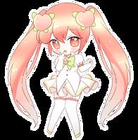 Commission for.Yuzuki Airi by mameriS2