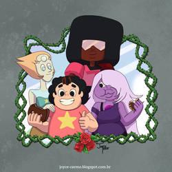 Steven Universe by joysuko