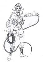 Huntress by cedik