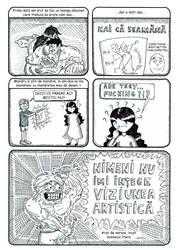 Gaka-Man's Drawnventures III by cedik
