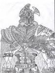 Archangel Knight by cedik