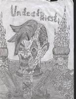 Undead Priest by cedik