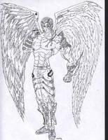 Cyberangel by cedik