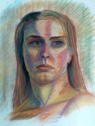Portrait 11 by JeffreyBrandt