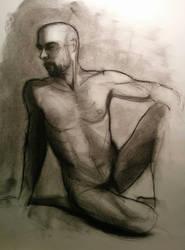 Nude 8 by JeffreyBrandt
