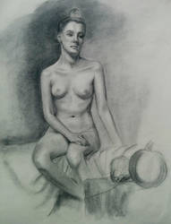 Nude 9 by JeffreyBrandt